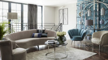 Contemporary Drawing Room