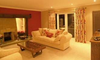 Curtains, Decor, Re-upholstery