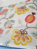 Luxurious hand made curtains and blinds