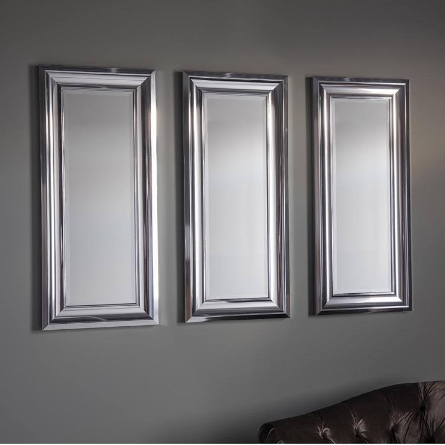 Square and Oblong Mirrors