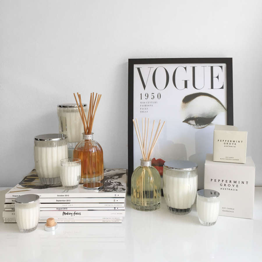 Luxury Candles & Diffusers