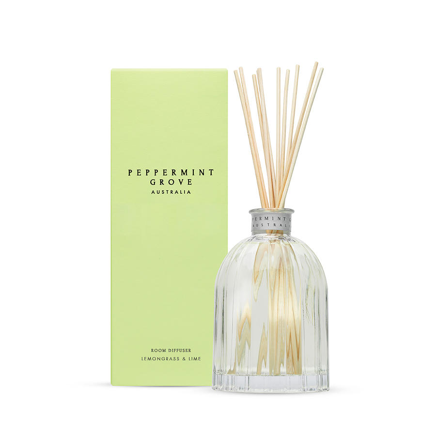Lemongrass & Lime - Diffuser
