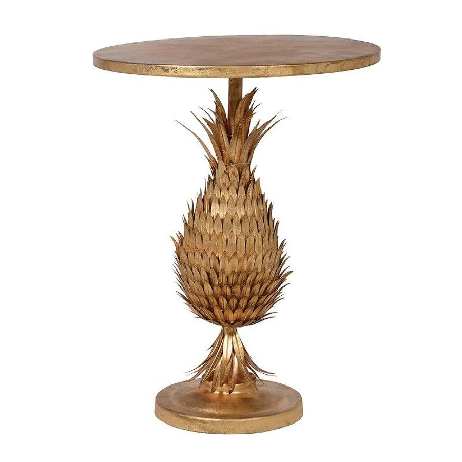 Pineapple based occasional table