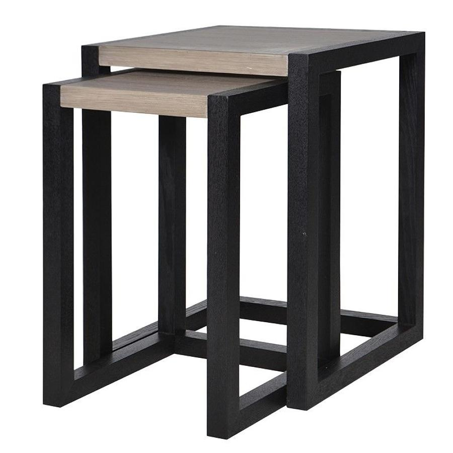 Linear nest of tables