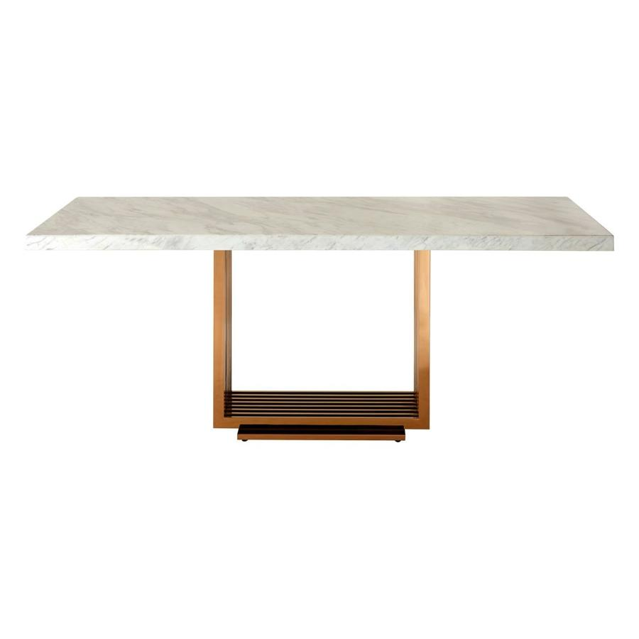 Natural marble Dining table