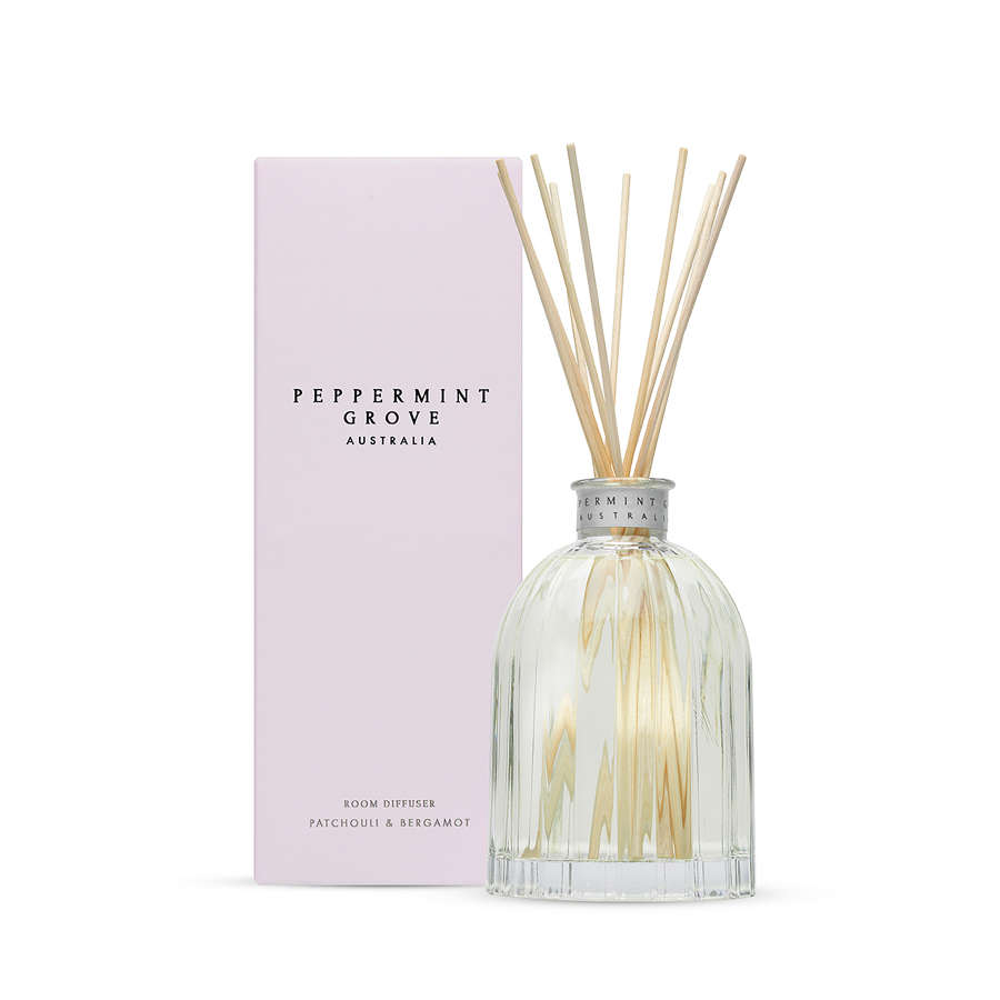 Patchouli and Bergamot - Diffuser