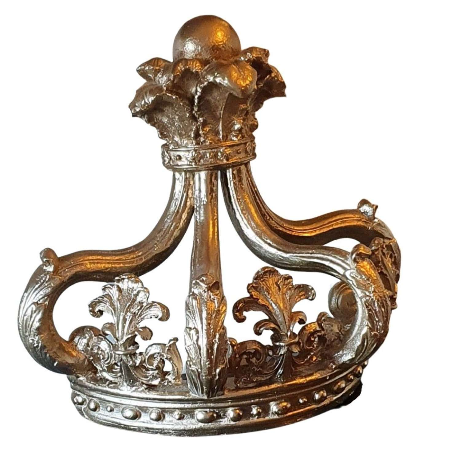 Decorative Gold Crown