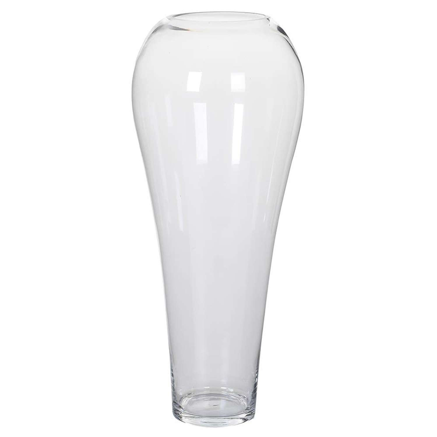 Tall Shaped Glass Vase