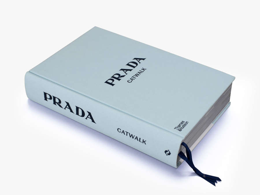 Designer Coffee Table Book - Prada