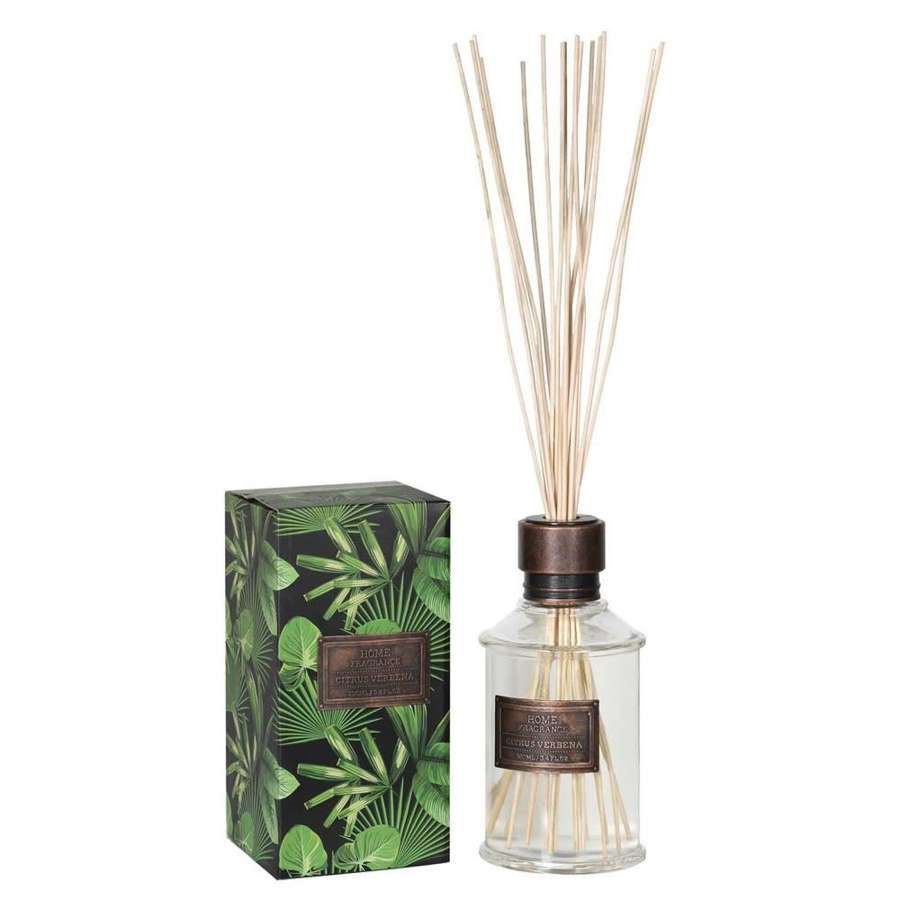 Large Citrus Verbena Luxury Reed Diffuser