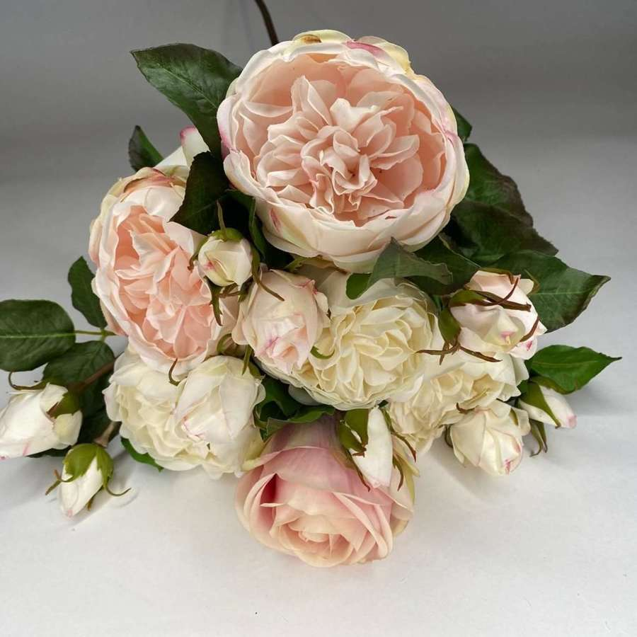Exquisite Real Feel Soft Pink Rose